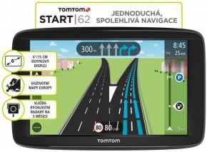 """GPS Navigace Tomtom START 62, 6"""" doživotní aktualizace"""