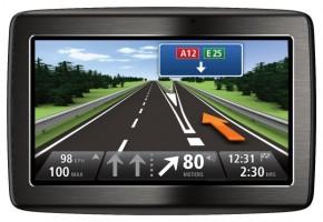 """GPS Navigace TomTom Via 120 Regional, 4,3"""", 27 zemí"""
