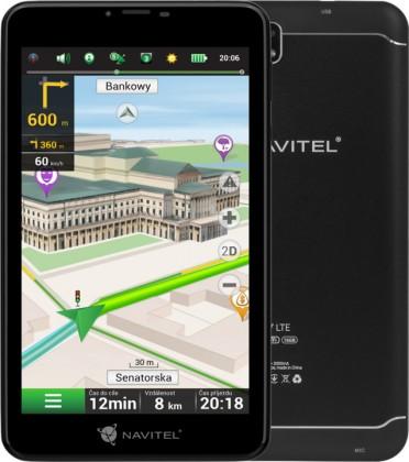 "GPS Tab. Navigace Navitel T757 7"", Truck, speedcam, 47 zemí, LM"