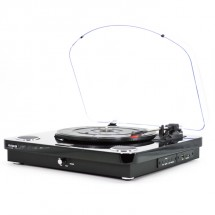 Gramofon AIWA GBTUR-120BK