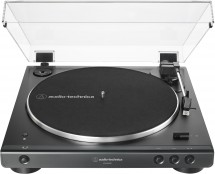 Gramofon Audio-Technica AT-LP60XBTBK