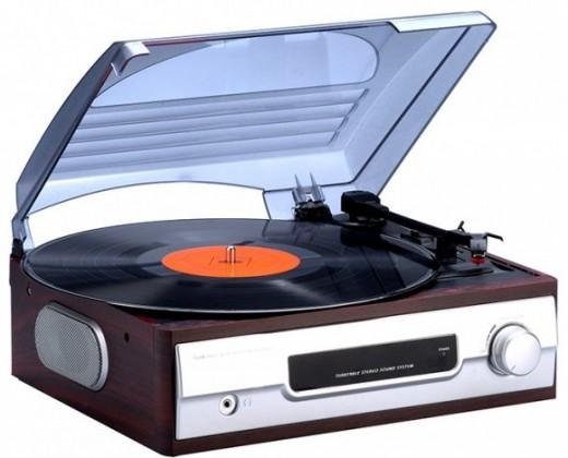 Gramofon BIGBEN TD012
