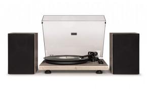 Gramofon Crosley C62, šedý