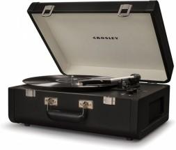 Gramofon Crosley Portfolio, černý
