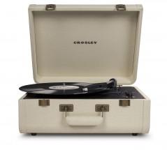 Gramofon Crosley Portfolio, krémový