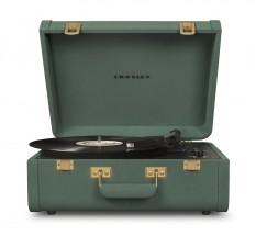 Gramofon Crosley Portfolio, zelený