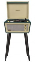 Gramofon Crosley Sterling, zelený