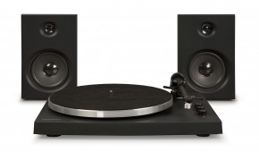 Gramofon Crosley T150, černý