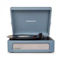 Gramofon Crosley Voyager, modrý