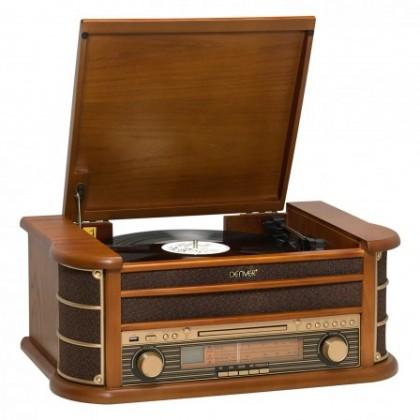 Gramofon Denver MCR-50 POUŽITÉ, NEOPOTŘEBENÉ ZBOŽÍ