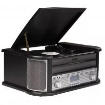 Gramofon Denver MRD-51 BLACK POUŽITÉ, NEOPOTŘEBENÉ ZBOŽÍ