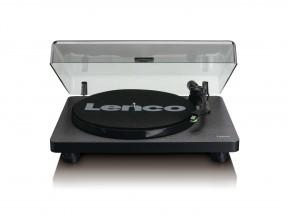 Gramofon Lenco L-30 černý VADA VZHLEDU, ODĚRKY