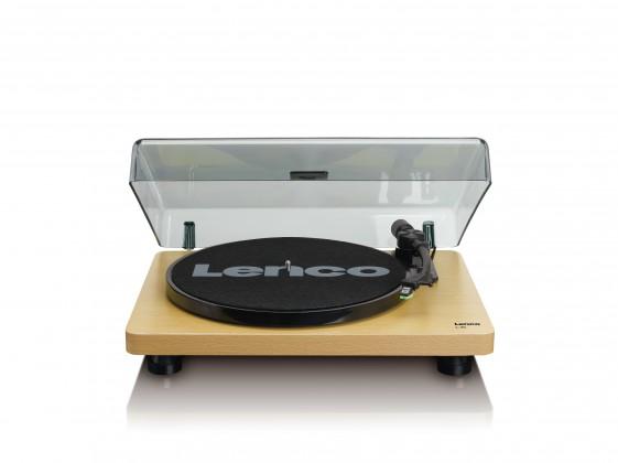 Gramofon Lenco L-30 hnědý