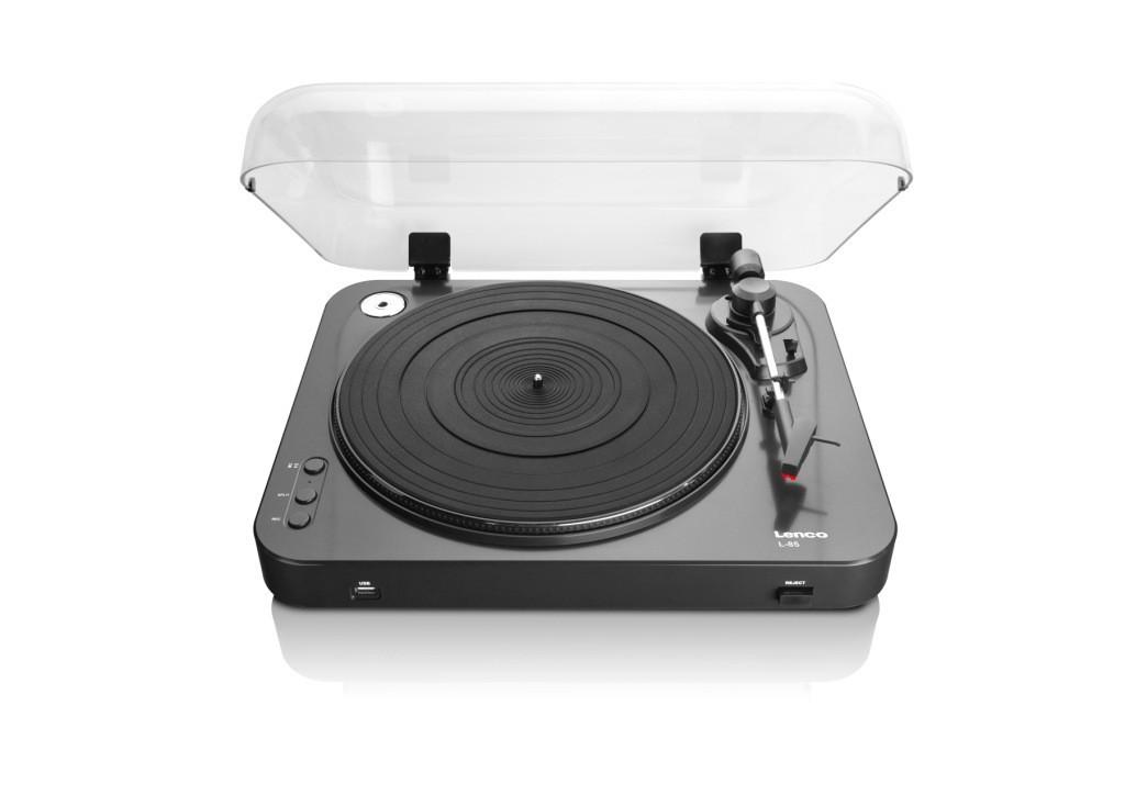 Gramofon LENCO L-85 Black