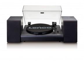 Gramofon Lenco LS-300 černý ROZBALENO