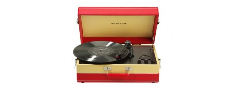 Gramofon Ricatech RTT95 ROZBALENO