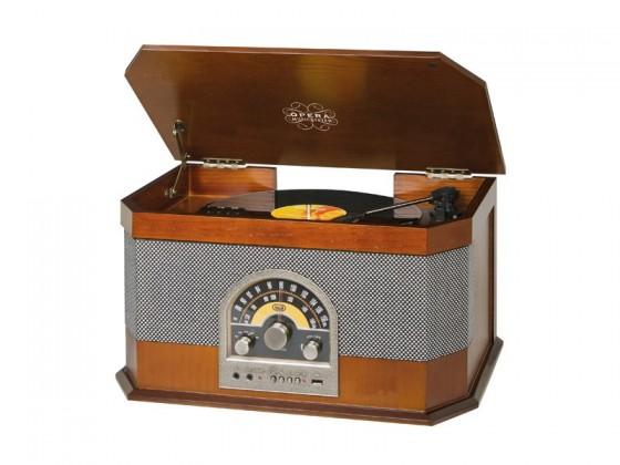 Gramofon Trevi TT-1040BT
