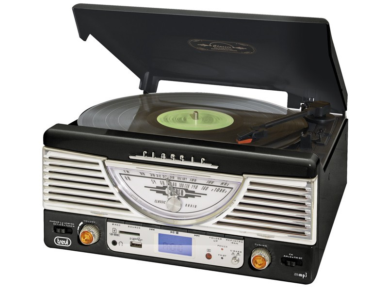 Gramofon Trevi TT-1062E