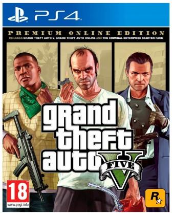 Grand Theft Auto V Premium Edition (5026555424264)