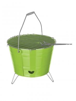 Gril Bucket (zelená)