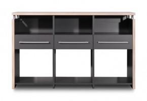GW-Duo - stůl (antracit)