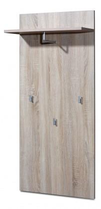 GW-Maxima - Věšákový panel (dub sonoma)