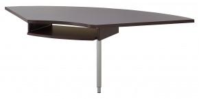 GW-Profi - Výškově stavitelný spojovací roh stolu (dub havana)