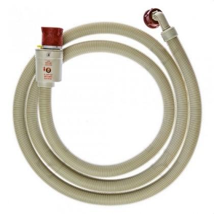 Hadice k pračkám Bezpečnostní přívodní hadice 2,5m E2WIS250A2