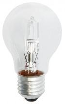 Halogenová žárovka ECO CLASSIC, A55, E27, 53W, teplá bílá