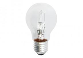 Halogenová žárovka ECO CLASSIC, A60, E27, 70W, teplá bílá