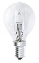Halogenová žárovka ECO MINI GLOBE P45 E14 42W