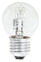Halogenová žárovka ECO MINI GLOBE P45 E27 28W