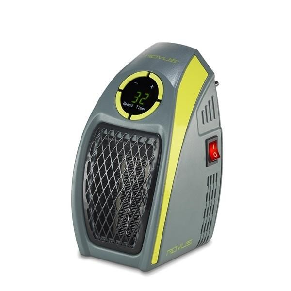 Halogenové topidlo Teplovzdušný ventilátor Rovus Personal Handy heater