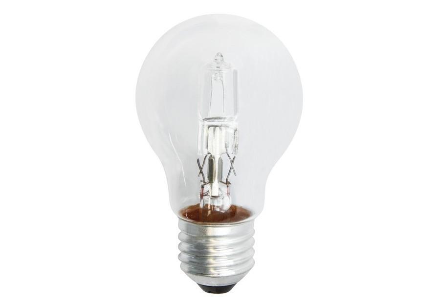 Halogenové žárovky Halogenová žárovka ECO CLASSIC, A60, E27, 70W, teplá bílá