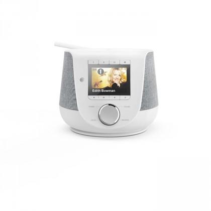 Hama DIR3200SBT, FM/DAB/DAB+/, Bluetooth, bílé