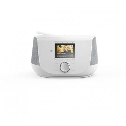 Hama DIR3300SBT, FM/DAB/DAB+/, Bluetooth, bílé