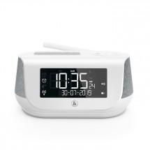 Hama DR36SBT, FM/DAB/DAB+/Bluetooth, bílé POUŽITÉ, NEOPOTŘEBENÉ Z
