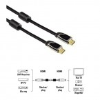 Hama HDMI kabel 1.5m pozlacené konektory
