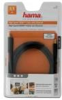 Hama HDMI kabel 122104 4K 3D 18Gbit/s pozlacený 1,5 m