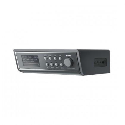 Hama IR320 internetové rádio - šedé