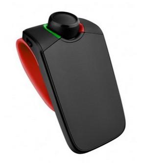 Hands free Parrot MINIKIT Neo 2 HD Bluetooth Handsfree sada (CZ), červená