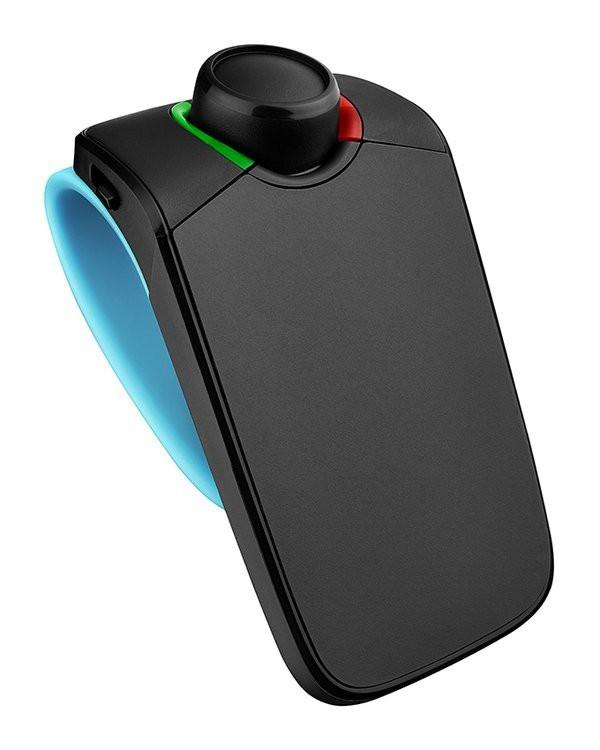 Hands free Parrot MINIKIT Neo 2 HD Bluetooth Handsfree sada (CZ), modrá, PF4