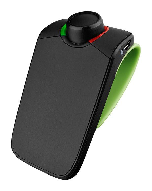 Hands free Parrot MINIKIT Neo 2 HD Bluetooth Handsfree sada (CZ), zelená, PF