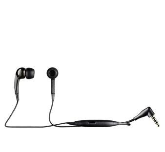 Hands free Sony Ericsson stereo HandsFree MH650 Black