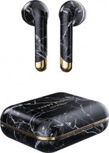 Happy Plugs Air1 Black Marble