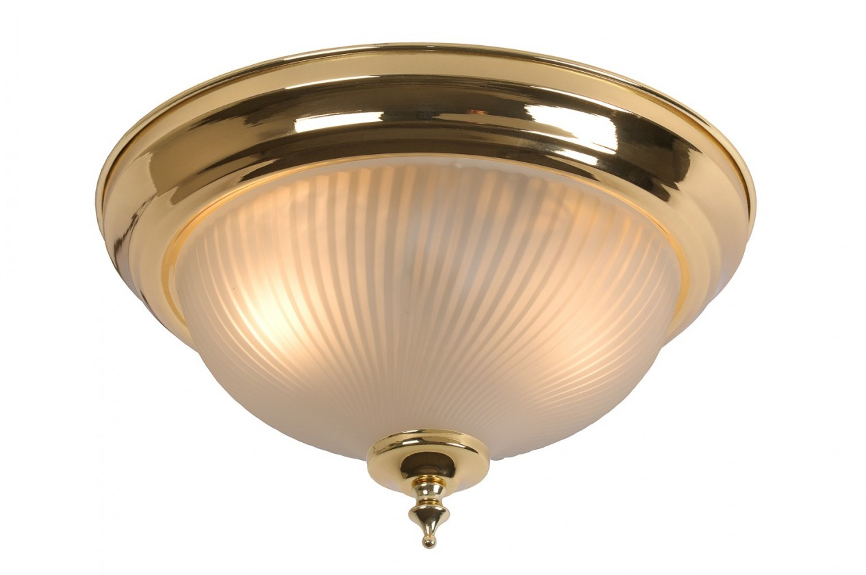 Harco - stropní osvětlení, 60W, 2xE27 (hnědá)