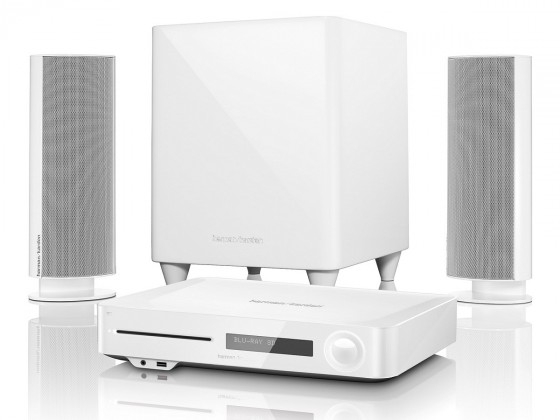 Harman/Kardon BDS485S White