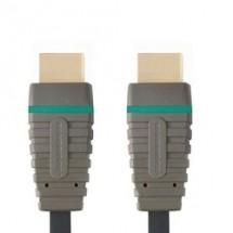 HDMI/HDMI kabel Bandridge 2m