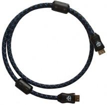 HDMI/HDMI TV kabel B-TECH s opletením 3m