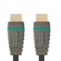 HDMI kabel Bandridge BVL1201, 1.4, 1m